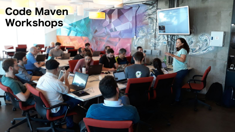 Code-Maven Workshops